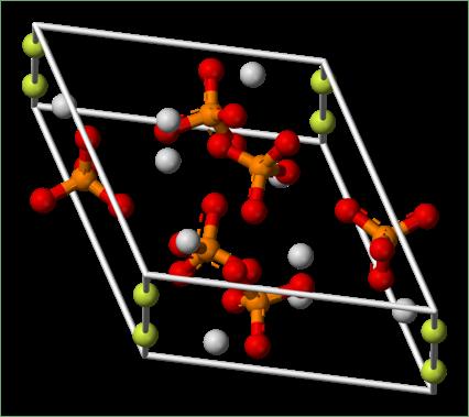 diagram of Bone molecules